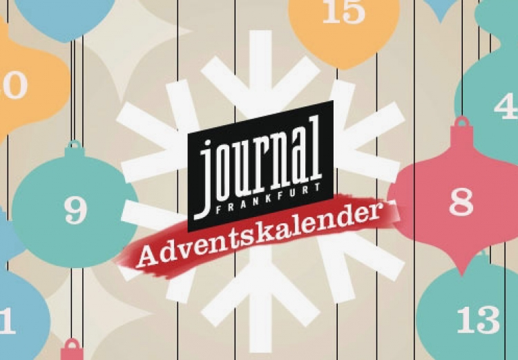 Journal Frankfurt Adventskalender